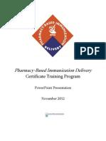 APhA Immunization CTP Nov2012 3 Per Page