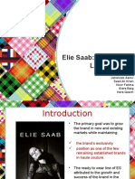 Elie Saab Case Analysis