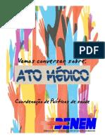 Cartilha Ato Médico DENEM
