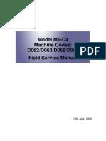 ricoh mp6001 7001 service manual