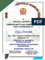 FINAL CELL PHONE FINAL.doc
