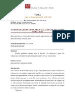 Trabajo Yincana Los Derechos Del Niño