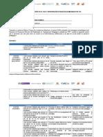 Matriz de Implementación en El Uso y Apropiación Pedagógica Mediada Por Tic