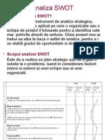 Analiza Swot Ie - Ch