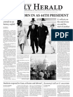 January 21, 2009 issue