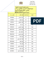 liste des redacteurs