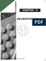 Ch 4 - Inventories