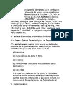 exames PF
