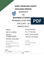 Navodya Study Material
