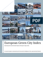 European Green City Index