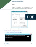 Windows 2012 r2 Ajouter AD Role étape par étape
