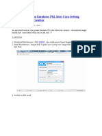 Cara Mengunakan Emulator PS2 Alias Cara Setting Lengkap Dengan Gambar