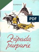 Zapada purpurie (povesti lapone) - Nadejda Belinovici - colectia Traista cu povesti (1964).pdf