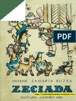 ZECIADA - Victor Tulbure (ilustratii de Zaharia Buzea, 1974).pdf
