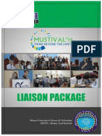 MUSTIVAL'15 Liaison Package