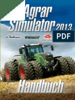 Agrar Simulator Handbuch De