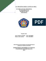 Proposal Praktek Kerja Lapangan Ver2