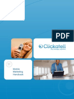 Clickatell Mobile Marketing Guide
