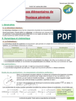 Bases physiques