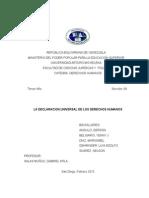DUDH, Pactos Internacionales, Declaracion Del Niño)
