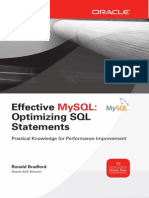 Effective Mysql Optimizing