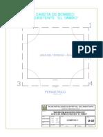 Ubicación y Localizacón Caseta El Tambo