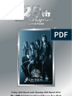 2010 Queen Convention Brochure