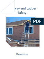 OSHA Stairway and Ladder Safety