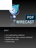 Wire Cast