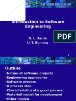 Software Engineerig- Introduction