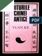 Yuan Ke - Miturile Chinei Antice