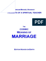 Omraam - Marriage