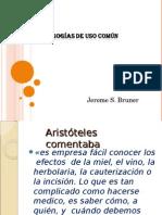 PEDAGOGIA DE USO COMUN Jerome S. Bruner.ppt