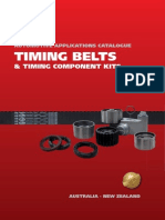 496-2015-Timing Belt and TTK Catalogue 2009
