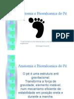 Anatomia e Biomecanica Pé