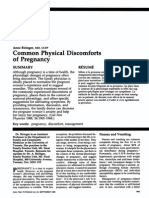 Common Discomfort