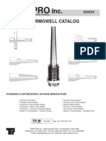 Thermowell Catalog