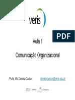 Aula - Comunicação Organizacional - 01.pdf