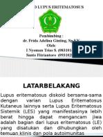 Diskoid Lupus Eritematosus