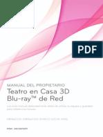 Manual Blue Ray