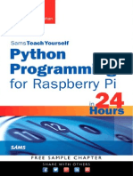 Python Pi Teachyourself in 24 Hours