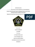 Kasus SYARIFA 4 (Obstruksi Duktus Nasolacrimalis)