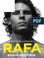 Rafa - Minha Historia - Rafael Nadal