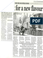 West End Lane History