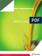 Industrial Compressor Oils