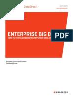 Progress-DataDirect Moving Enterprise BigData