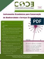Boletim Ecoeco 32-33 - Instrumentos Econômicos para Conservação da Biodiversidade e Serviços Ecossistêmicos