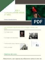 Curso de Arte y Comunicación Visual