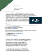 SP9 Pre-publication History for Malhotra Et Al