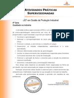 2013 2 CST Gestao Producao Industrial 4 Qualidade Industria ATPS (3)